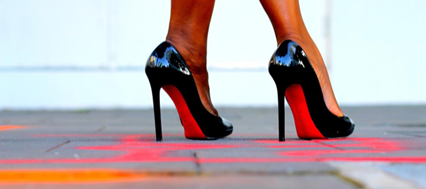 Как сделать туфли на каблуке для себя