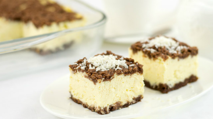 Королевский творожный пирог рецепт