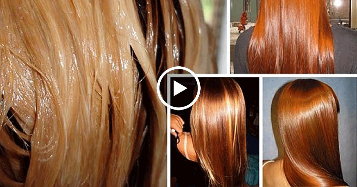 Ламинирование волос все в домашних условиях