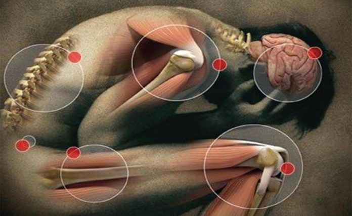 почему наруоманы чувствуют боль в суставах при ломке