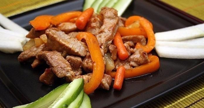 Как сделать говядину по китайски