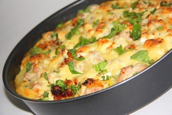 Запеканка с картошкой и сыром в мультиварке рецепты с фото