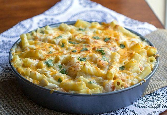 Как приготовить макароны с сыром и яйцом