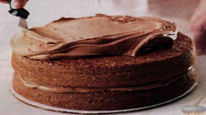 шоколадный крем на торт рецепт
